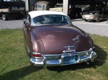 1953 Hudson Hornet Mint Condition Miles: 91K Nothing done to the car since 1990. Same ...