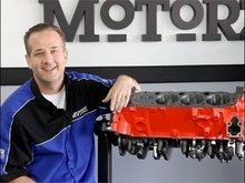 Chris Duke from Motorz TV shows you how to rebuild the bottom end of a ...