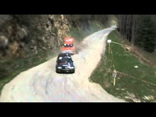 Unbelievable overtake in French rally