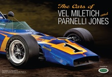 The Cars of Vel Miletich and Parnelli Jones Text by: Jimmy Dilamarter and Ren Wicks, ...