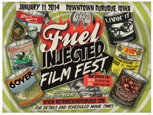 """Souped Up"" film event scheduled for January 11 in Dubuque, Iowa."