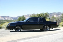 The iconic Buick Grand National turned out to be an American Muscle Car. The Buick ...