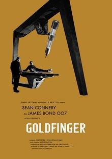 How many recall this scene from Goldfinger. Yeah, this is a car site but every ...