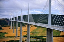 Southern France's Millau Bridge is the tallest in the world -- taller, actually, than the ...