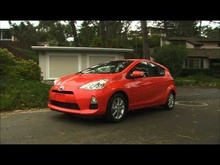 Toyota is aiming the new Prius c at buyers who have always wanted to go ...