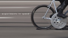 Experiments in speed. Inspired by those great men of the salt flats, those men that ...