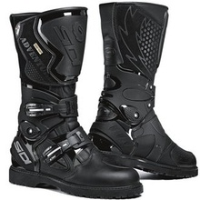 These are the boots that Morpheus would wear while riding around in the Matrix.