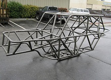 """THRASHER"" Rock Crawler Buggy 4-Seater Full 1.75"" DOM Tube Chassis! BRAND NEW! Brand New Chassis ..."
