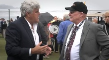 Pebble Beach 2013 video from Jay Leno's Garage. Yours truly judging the 1921 Duesenberg!