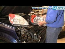 How To Install Replace Headlight and Bulb Honda CR-V 02-04 1AAuto.com (similar process for most ...
