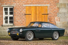 GT-equipped Series IV Aston Martin to go on the block at Bonham's Retromobile sale February ...