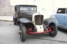 In-progress projects are always welcomed at the Auburn Cord Duesenberg Festival. This event is held ...
