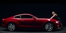 Sienna Miller loves the new Ford Mustang! The Sexy British actress stars in the new ...