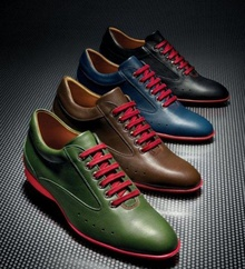 British car manufacturer Aston Martin and world-renowned footwear sellers John Lobb have linked up for ...
