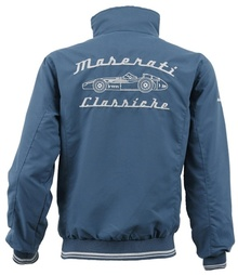 Finally an alternative to the cliche Ferrari emblem jacket. $110.00 USD not a bad price!