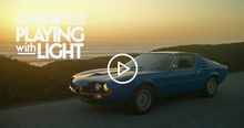 "This Alfa Romeo Montreal Plays With Light - Photography by Teej ""My general rule for ..."