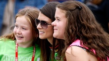 Danica Patrick - blazing the way for women drivers