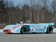 1970 Porsche 908/3 is projected to sell for $1,400,000 - $1,700,000. 350 bhp, 2,997 cc ...